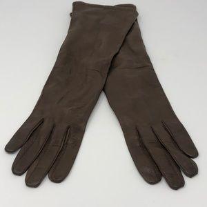 VIOLA WEINBERGER   Vintage 50's Leather Gloves   6